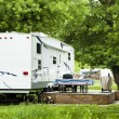 Recreational Vehicles — Stock Photo