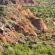 Palo Duro Canyon - Stock Photo