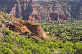 Palo Duro Canyon — Stock Photo