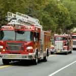 Fire & Rescue — Stock Photo