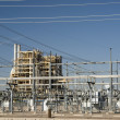 Ocotillo Power Plant 4 - Stock Photo