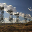 Transmission Towers — Stock Photo #2944018