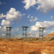Transmission Towers — Stock Photo #2944024