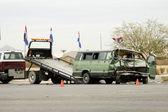 Trafik kazası 5 — Stok fotoğraf