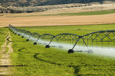 Irrigation system — Stock Photo