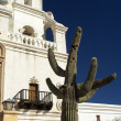 Mission San Xavier Del Bac — Stock Photo