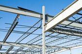 Structurele staalbouw — Stockfoto