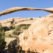 Landscape Arch - Stock Photo