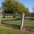 Old wood fence — Stock Photo #2743521