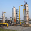 Stock Photo: Gas separators