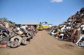 Waste, garbage — Stock Photo