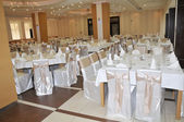 Wedding hall, — Stock Photo