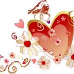 Wedding heart — Stock Photo #2900971