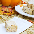 Royalty-Free Stock Photo: Sweet Pumpkin Fudge