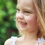 Laughing Child — Stock Photo