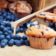 Royalty-Free Stock Photo: Blueberry Muffins