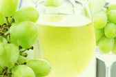 White Grape Juice — Stock Photo