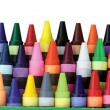 Royalty-Free Stock Photo: Crayons