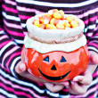 doces de Halloween — Foto Stock