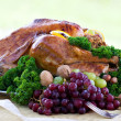 Holiday Turkey — Stock Photo #3602175