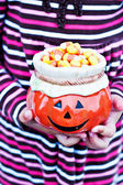 Halloween Candy — Stockfoto