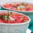 ������, ������: Watermelon Gazpacho
