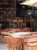 Restaurant and bar — Stock Photo