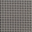 Weave Pattern Showing Repetition — Stock Photo