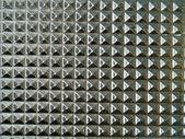 Vetro da tavolo closeup macro risultati ripetitivi — Foto Stock