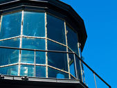 Cape Meares Lighthouse Glass Dome — Stock Photo