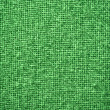 ストック写真: Burlap Green Fabric Texture Background