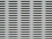 Gray and black metal ventilation grate backgroun — Stock Photo