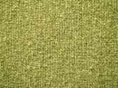 Burlap Yellow Fabric Texture Background — Stock Photo