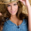 Country Woman — Foto de Stock