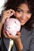 úspora peněz — Stock fotografie