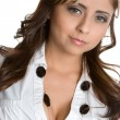 Pretty Hispanic Woman — Stock Photo