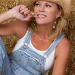 Country Woman — Stock Photo #3186733