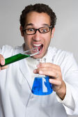 Science Experiment — Stock Photo