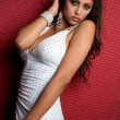 Sexy Latina Woman — Stockfoto