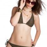 Sexy Bikini Woman — Stock Photo