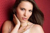 Beautiful Sexy Woman — Stock Photo