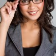 Stock Photo: Asian Businesswoman