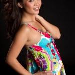 Smiling Asian Woman — Stock Photo #3702493
