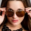 Sunglasses Woman — Stock Photo #3702555