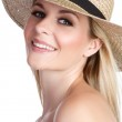 Hat Woman — Stock Photo #3714720