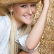 Country Girl — Foto de Stock