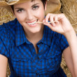 Country Girl — Stock Photo #3734025