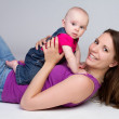 Mother Child — Stock Photo