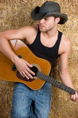 Country Music Man — Stock Photo