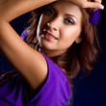 Latin Woman — Stock Photo